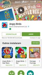 Samsung Galaxy J5 - Aplicativos - Como baixar aplicativos - Etapa 19