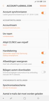 Samsung Galaxy S9 Plus (SM-G965F) - E-mail - Instellingen KPNMail controleren - Stap 9