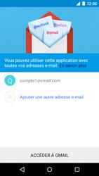 Motorola Moto E (1st Gen) (Lollipop) - E-mails - Ajouter ou modifier un compte e-mail - Étape 26