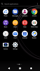 Sony Xperia XZ1 - Mms - Sending a picture message - Step 2