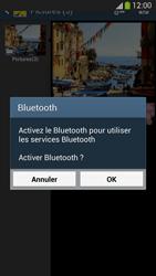 Samsung Galaxy S4 - Photos, vidéos, musique - Envoyer une photo via Bluetooth - Étape 11
