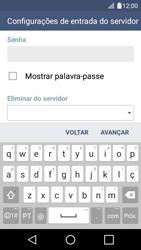 LG K4 - Email - Configurar a conta de Email -  13