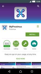 Sony E2303 Xperia M4 Aqua - Applications - MyProximus - Step 8