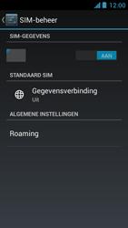 Acer Liquid Z5 - Internet - Aan- of uitzetten - Stap 7