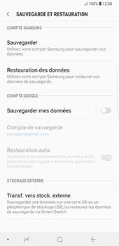 Samsung Galaxy Note 9 - Aller plus loin - Gérer vos données depuis le portable - Étape 9