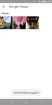 Nokia 7 Plus - Photos, vidéos, musique - Envoyer une photo via Bluetooth - Étape 12