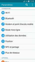Samsung A300FU Galaxy A3 - Réseau - Changer mode réseau - Étape 4
