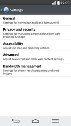 LG G2 mini LTE - Internet - Manual configuration - Step 22