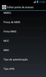 Motorola XT621 Primus Ferrari - Internet (APN) - Como configurar a internet do seu aparelho (APN Nextel) - Etapa 12