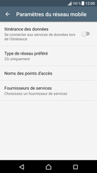 Sony Sony Xperia X (F5121) - Réseau - Activer 4G/LTE - Étape 6