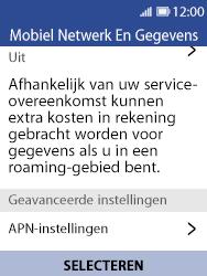 Nokia 8110-ta-1071 - Internet - Handmatig instellen - Stap 7