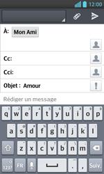 LG Optimus L5 II - E-mails - Envoyer un e-mail - Étape 9