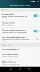 Huawei P8 Lite - Internet et connexion - Activer la 4G - Étape 5