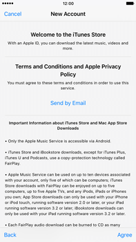 Apple iPhone 6s Plus - Applications - Create an account - Step 10