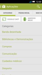 Alcatel POP C7 - Aplicações - Como pesquisar e instalar aplicações -  6