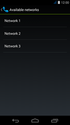Acer Liquid Jade S - Network - Usage across the border - Step 9
