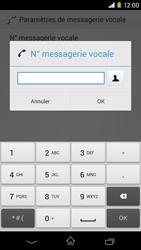 Sony Xperia M2 (D2303) - Messagerie vocale - Configuration manuelle - Étape 8