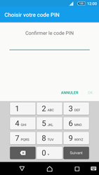Sony Xperia Z5 - Sécuriser votre mobile - Activer le code de verrouillage - Étape 9