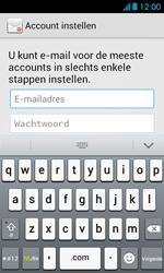Huawei Ascend Y300 - E-mail - Account instellen (POP3 met SMTP-verificatie) - Stap 6