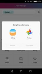 Huawei Huawei Y5 II - MMS - Sending pictures - Step 12