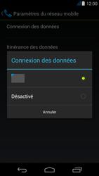 Acer Liquid Jade Z - Internet - Configuration manuelle - Étape 7