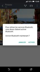 HTC One A9 - Photos, vidéos, musique - Envoyer une photo via Bluetooth - Étape 12