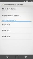 Sony D6503 Xperia Z2 - Réseau - utilisation à l'étranger - Étape 11