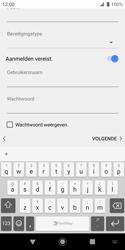 Sony xperia-xz2-compact-h8314-android-pie - E-mail - Account instellen (POP3 met SMTP-verificatie) - Stap 17