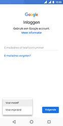 Nokia 3.1 Dual-SIM (TA-1063) - Applicaties - Account aanmaken - Stap 6