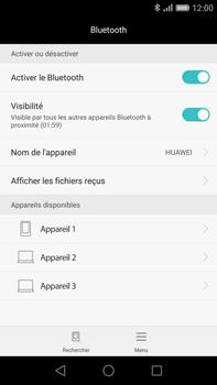 Huawei G8 - Bluetooth - connexion Bluetooth - Étape 7