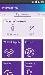 LG L70 - Applications - MyProximus - Step 18