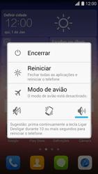 Huawei G620s - Internet no telemóvel - Como configurar ligação à internet -  23