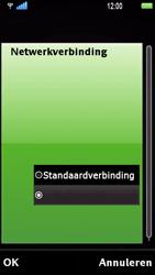 Sony Ericsson U1i Satio - E-mail - Handmatig instellen - Stap 24
