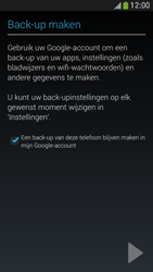 Samsung I9195 Galaxy S IV Mini LTE - Applicaties - Account aanmaken - Stap 23
