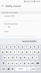Samsung Galaxy J5 (2016) DualSim (J510) - Email - Configurar a conta de Email -  11