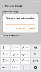 Samsung Galaxy A3 (2017) (A320) - Mensajería - Configurar el equipo para mensajes de texto - Paso 9