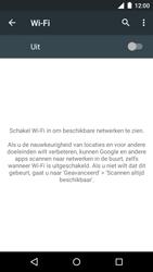 Motorola Moto G 3rd Gen. (2015) - Wifi - handmatig instellen - Stap 4