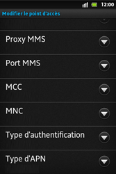 Sony ST27i Xperia Go - Internet - Configuration manuelle - Étape 14