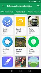 Huawei P10 Lite - Aplicações - Como pesquisar e instalar aplicações -  9