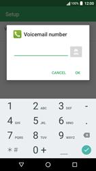 Acer Liquid Zest 4G - Voicemail - Manual configuration - Step 9