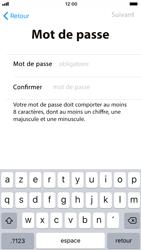 Apple iPhone 8 - Premiers pas - Créer un compte - Étape 25