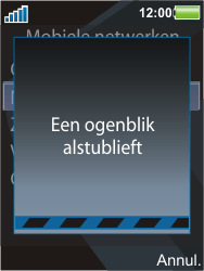 Sony Ericsson C903 - Buitenland - Bellen, sms en internet - Stap 9