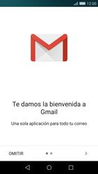 Huawei P8 Lite - E-mail - Configurar Gmail - Paso 4