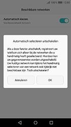 Huawei Y6 (2017) - Netwerk - Handmatig een netwerk selecteren - Stap 7