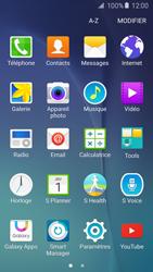 Samsung G903 Galaxy S5 Neo - Messagerie vocale - configuration manuelle - Étape 4
