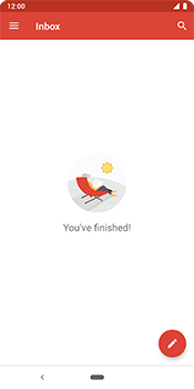 Google Pixel 3 - Email - 032c. Email wizard - Outlook - Step 13