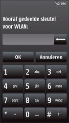 Nokia X6-00 - Wifi - handmatig instellen - Stap 9