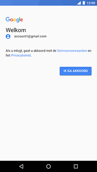Nokia 6 (2018) - E-mail - e-mail instellen (gmail) - Stap 10
