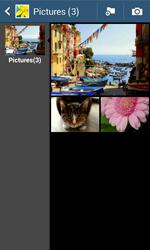 Samsung Galaxy Ace 3 - Photos, vidéos, musique - Envoyer une photo via Bluetooth - Étape 5