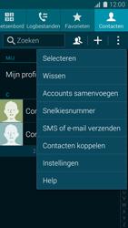 Samsung Galaxy K Zoom 4G (SM-C115) - Contacten en data - Contacten kopiëren van toestel naar SIM - Stap 5